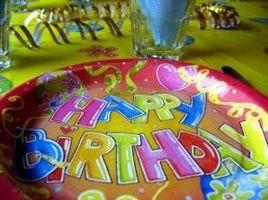 Idées de fêtes d'anniversaire Backyard enfants