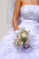 Cadeaux faits à la main pour la mariée