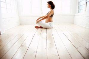 Exercices & Positions à éviter pendant la grossesse