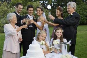 Jeux pour jouer à une réception de nouveaux mariés