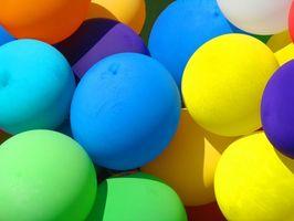 Comment envoyer le même jour Get Well Ballons