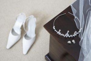 Comment faire votre propre Couronne Tiara pour un casque de mariage