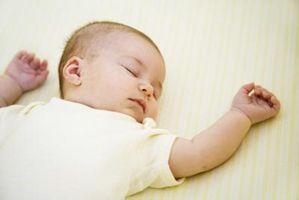 Normale Nap infantile ou Veille fois