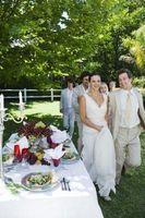 Les meilleures questions à poser à un traiteur pour votre mariage