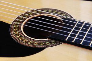 Comment câbler une guitare Piezo