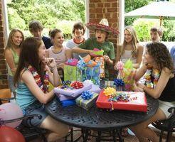 Jeux adolescente Surprise Party