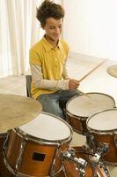 Comment se Parrainé par Pearl Drums