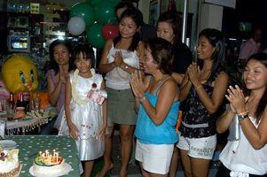 Comment créer Invite Party