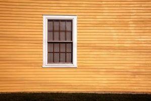 Quelle peinture Maison Extérieur ne se écaille pas?