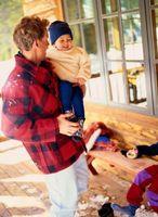 Comment voyager avec un bébé par temps froid