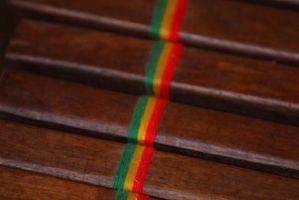 Instruments mélodiques à percussion