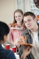 Différents types de parties pour les adolescents et ce que vous faites Il