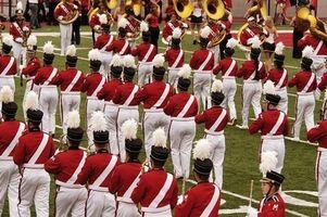 Comment faire Marching Band Partitions partir d'un CD de musique
