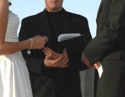 A propos de mariage officie