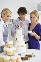 Idées de gâteau de mariage en 2009