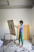 Comment faire une grande toile