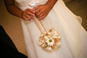 Comment faire une boule de fleurs Bouquet avec des fleurs pour les mariages Faux