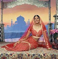 Comment: Maquillage de Brides pakistanais