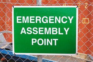 Idées amusantes pour les mesures d'urgence