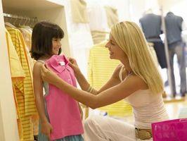 Comment Taille Vêtements pour enfants