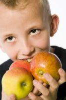 Comment obtenir un-Year-Old 6 à Mangez des aliments sains