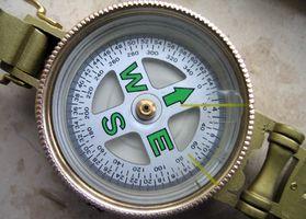 Comment convertir un azimut Magnetic