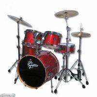 Comment faire pour configurer un Gretsch Drum Set