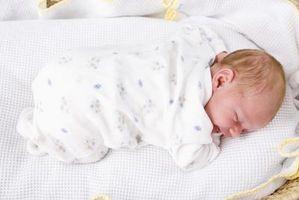 Comment porter un nouveau-né dans une poche