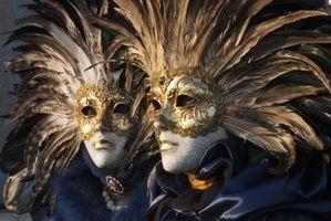 Masquerade idées de thème