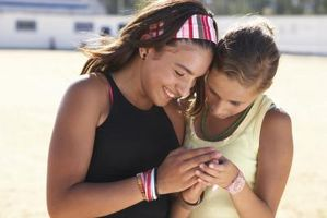 Informations sur Bracelets à Protégeons nos enfants