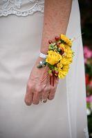 Comment faire de mariage Corsages et Boutonnieres