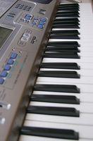 Informations sur le clavier Yamaha PSR-E303