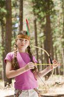 Arc et Flèche Jeux Tir à l'arc pour les enfants