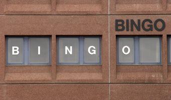 Les salles de bingo près Tennessee