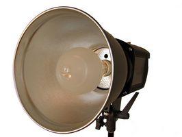 Comment faire Lighting pour les séances photos