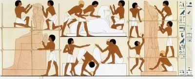 Comment dessiner Ancient Art égyptien