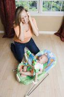 Comment calmer un bébé qui pleure Avec la Cure Cuddle