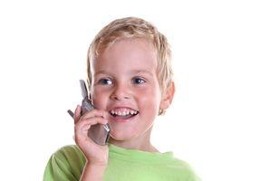 Options du téléphone portable pour les enfants