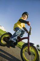 Comment apprendre à un enfant a Bike Tour
