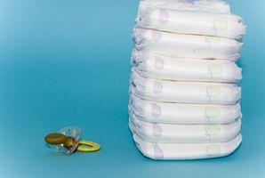 Comment faire Baby Shower Centres & Favors