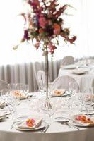 Mariage & Anniversaire tablescapes