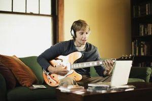 Ai-je besoin d'un préampli à enregistrer une guitare sur mon ordinateur?
