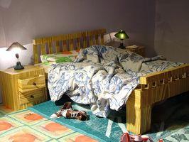 Comment séparer les enfants qui ont partagé une chambre