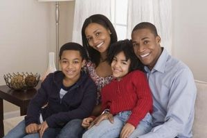 Raisons enfants peuvent ne pas veulent être séparés de leurs parents de naissance