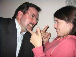 Comment les conflits des parents sur les enfants?