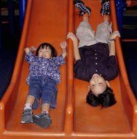 Aires de jeux intérieure pour les enfants à Mississauga