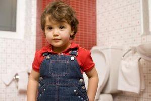 Apprentissage de la propreté pour les enfants ayant des problèmes sensoriels