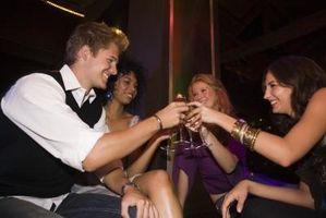 Idées Nightclub Party
