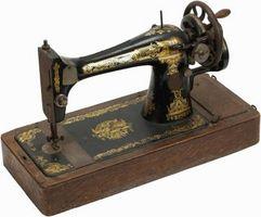 Comment puis-je savoir combien une vieille machine à coudre vaut?