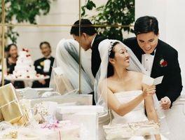 Titulaire de la carte Box mariage Idées